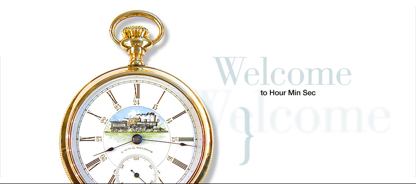Welcome to Watches by HourMinSec